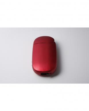 レッド iQOS専用 IQOS Aluminum Case for 2.4/2.4 Plus見る