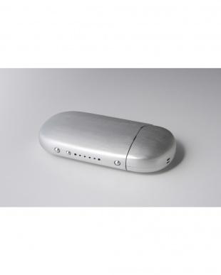 シルバー iQOS専用 IQOS Aluminum Case for 2.4/2.4 Plus見る