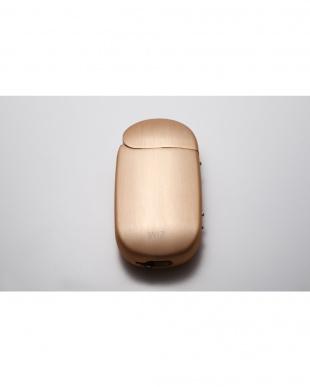 ゴールド iQOS専用 IQOS Aluminum Case for 2.4/2.4 Plus見る