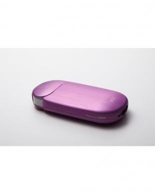 パープル iQOS専用 IQOS Aluminum Case for 2.4/2.4 Plus見る