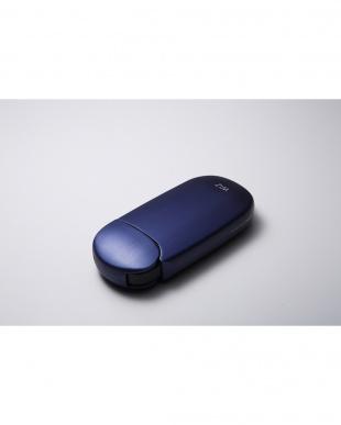 ネイビー iQOS専用 IQOS Aluminum Case for 2.4/2.4 Plus見る