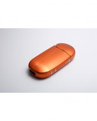 オレンジ iQOS専用 IQOS Aluminum Case for 2.4/2.4 Plus見る