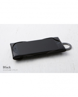 ブラック  Baseball Gloves Leather Case for iPhone 8 / 7見る