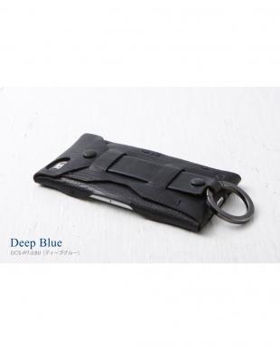 ディープブルー  Baseball Gloves Leather Case for iPhone 8 / 7見る