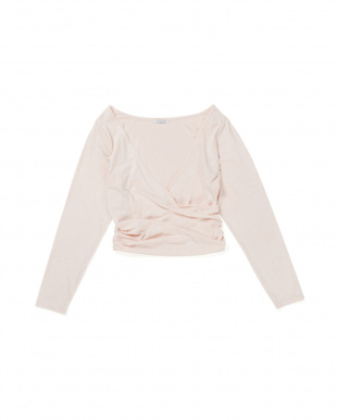 LIGHT PINK  RELAXED TIME TOPS見る