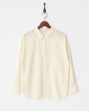 シルクとろみシャツ見る