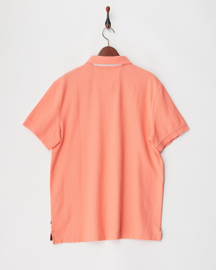 PALE CORAL Polo KNIT S/S US SLIM見る