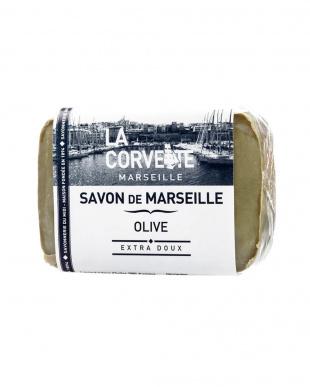 サボン・ド・マルセイユ オリーブ 100g×4見る