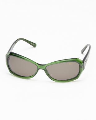 グリーン サングラス見る