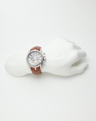 ピンクゴールド  機械式腕時計 033|MEN見る