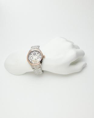 ピンクゴールド  機械式腕時計 043|MEN見る