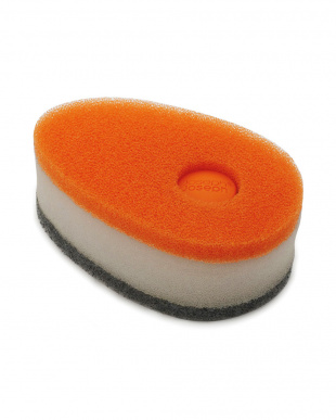 オレンジ ソーピィースポンジ 3個セット見る