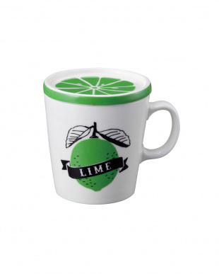 LIME DAILY  フルーツマグカップ 2個セット見る