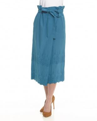 BL ラップデザイン 刺繍スカート見る
