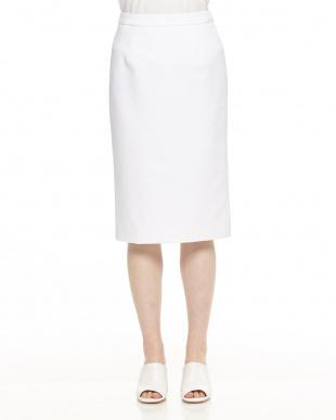 紺  ベーシックタイトスカート見る
