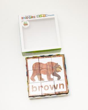 エリック・カール くまさんブロックパズル+エリック・カール ストローラーカード見る