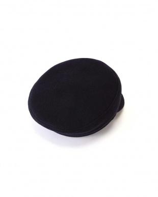 ネイビー BRONTE / SHIPPER CAP アングローバルショップ見る