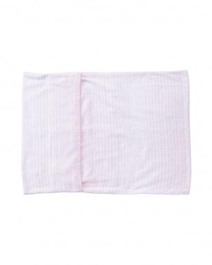 ピンク 今治ブランドボリューム枕カバー 43×63見る