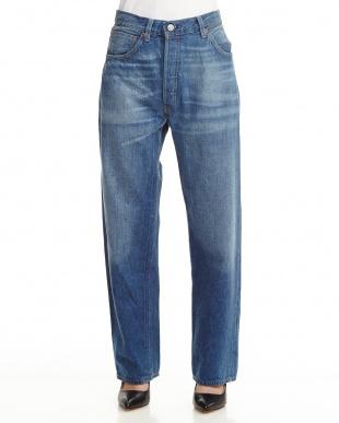 BLUE 1955s 501 Customized パンツ ROSSO見る