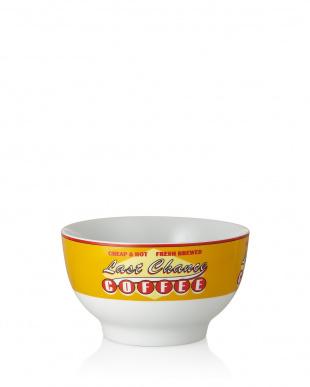 Yellow アメコミ食器ボウル 6pcs見る