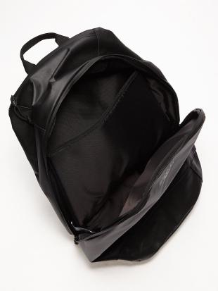 ブラック  撥水バックパック|UNISEX見る