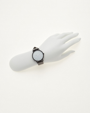 ブラック/ホワイト  腕時計 Verdiwatch  Light見る