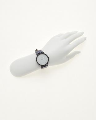 ブルー/ホワイト  腕時計 Verdiwatch  Light見る