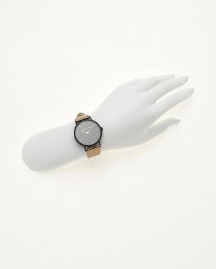 ゴールド/ブラック  腕時計 Verdiwatch  Light見る
