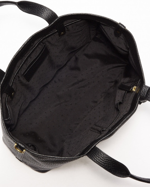 BLACK  SAUNDERS TOTE トートバッグ見る