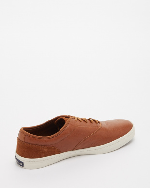 BRITISH TAN LEATHER  NANTUCKET DECK SNKR見る