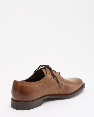 BRITISH TAN  DUSTIN PLAIN TOE II見る