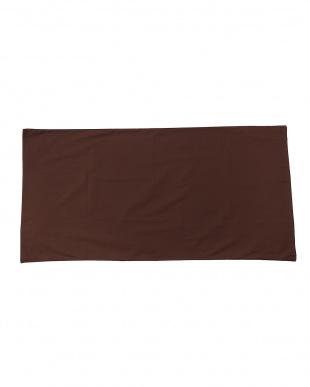 ブラウン  ピローケース(43×63cm枕対応)2枚セット見る