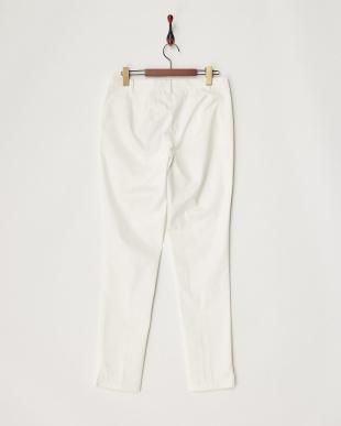 WHITE  RENZO Long pants見る