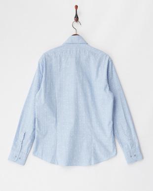 ブルー系 シャツ SLIM Art.56見る