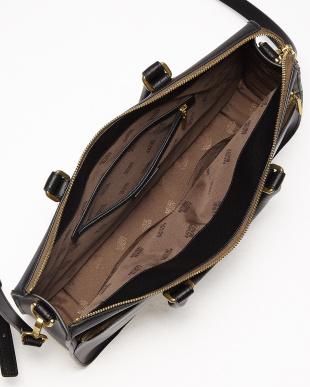 ブラック ディンプル 2WAYバッグ見る