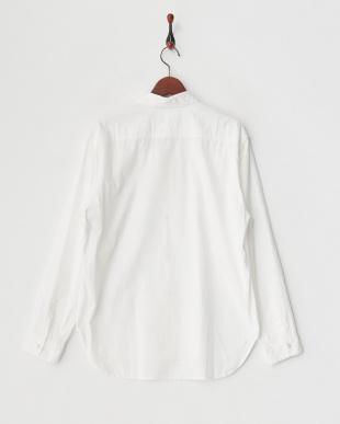WHITE  ウエスタン風シャツ見る