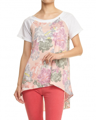 LIGHT PEACH ERISA T-SHIRTS見る