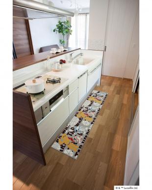 GRYBE TRINITY キッチンマット 45×120cm見る