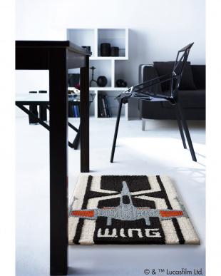 BE X-WING 玄関マット 50×80cm見る