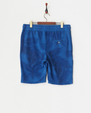 BLUE WEB  RADIR SHORT N. FLEECE PR. FERNS見る