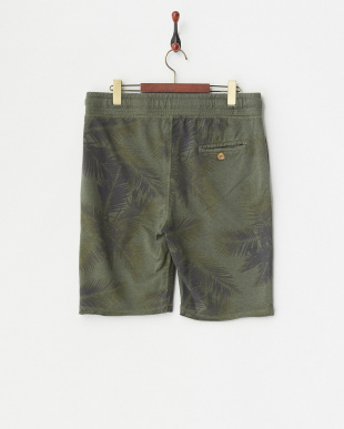 GREEN OIL  RADIR SHORT N. FLEECE PR. FERNS見る