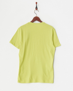 LIME CREAM  SCUBA/S ENDLESS JERSEY AS DYE 半袖Tシャツ見る