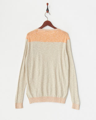 CHALK GREY GHIBLI/S MIX COLOURS FLAME' KNITWEAR見る