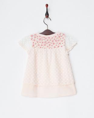 ピンク  フラワーシャワーTシャツ見る