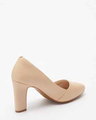 NUDE LEATHER  KINSLEE PUMP 85MM見る