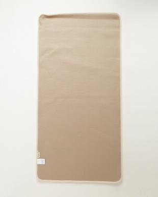 ナチュラル 高密度ウール敷きパッド 100×200cm見る