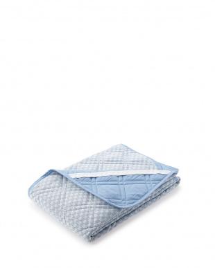 ブルー アイス眠 敷きパッド シングル見る