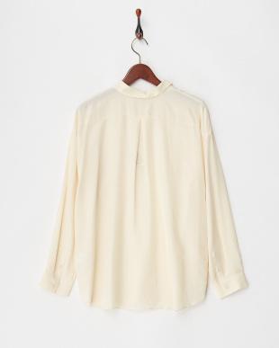 003 シルクとろみシャツ見る