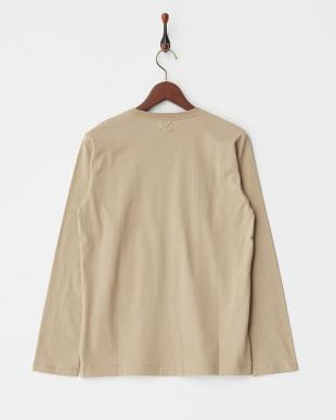 BROWN  ロゴ長袖Tシャツ|MEN見る