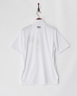 WT  メンズ ナンバー刺繍入り ポロシャツ 吸汗速乾 UVカット見る